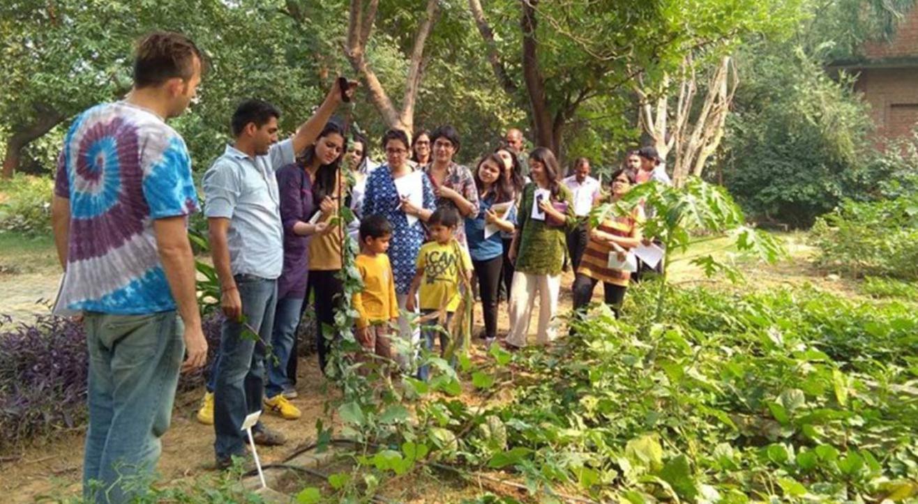 Urban Farming Intensive Course