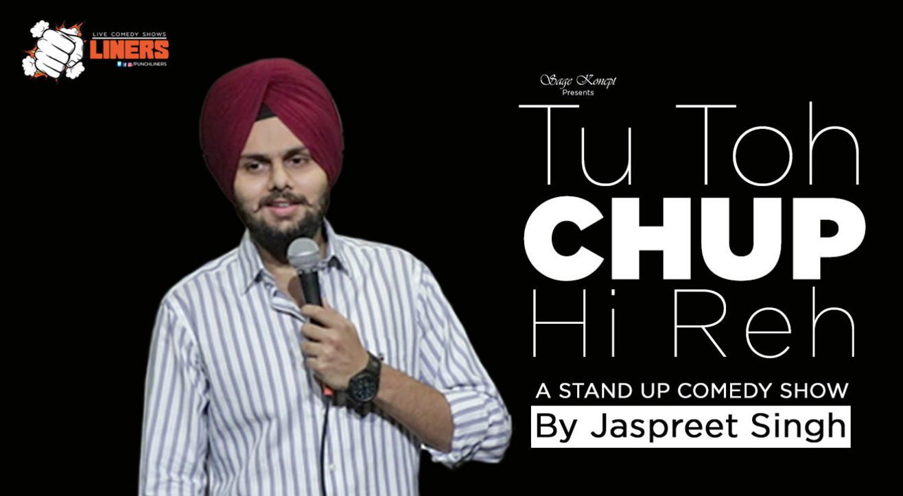 Punchliners: Standup Comedy Show ft. Jaspreet Singh in Indore