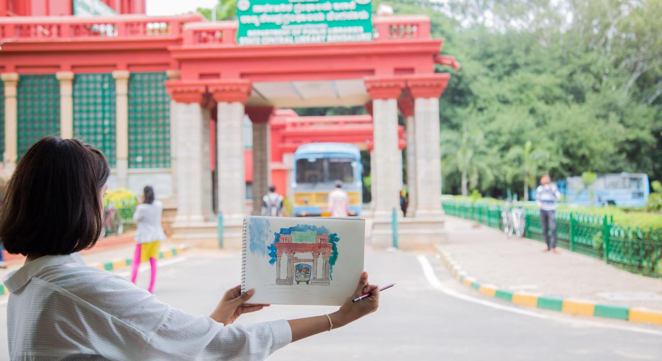 Malleshwaram Heritage Art Walk - Plan The Unplanned