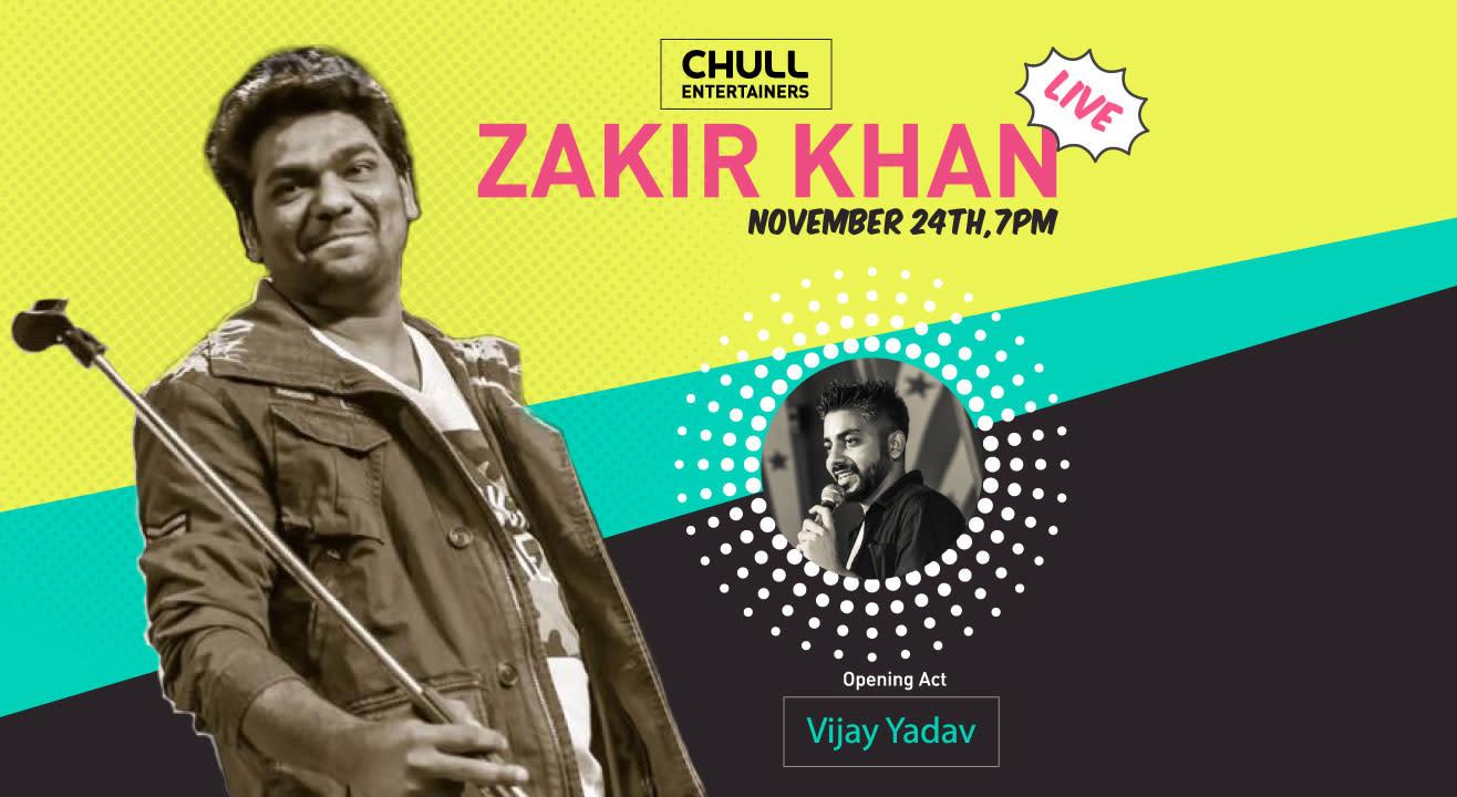 Zakir Khan Live in Guwahati