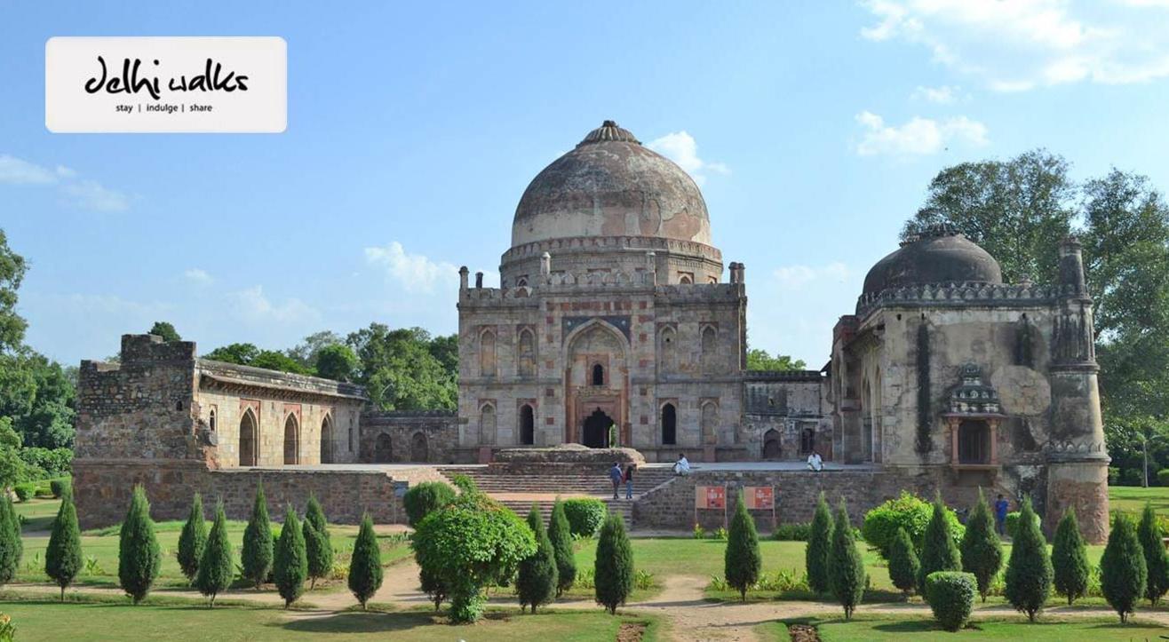 Tombs of Lodhi Gardens
