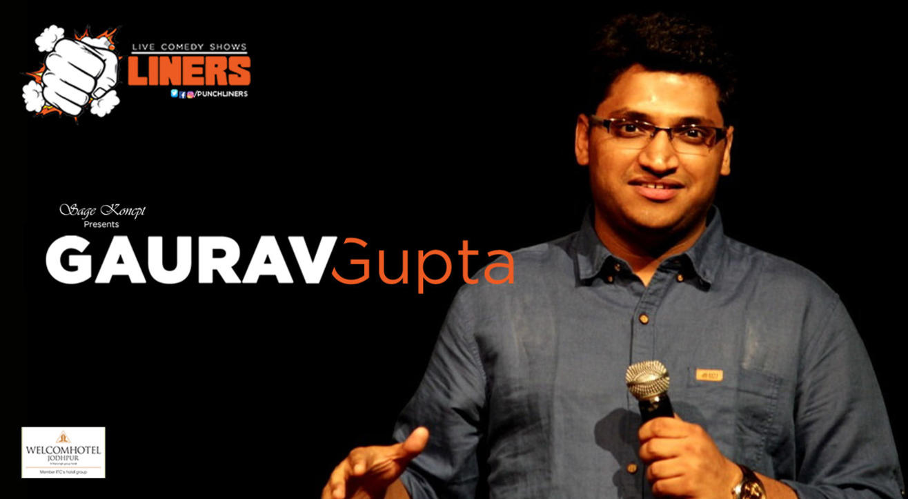 Gaurav Gupta Live in Jodhpur