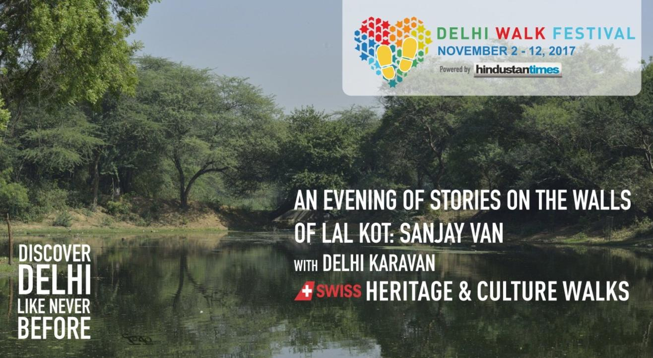 Book Tickets To Delhi Walk Festival An Evening Of Stories On The