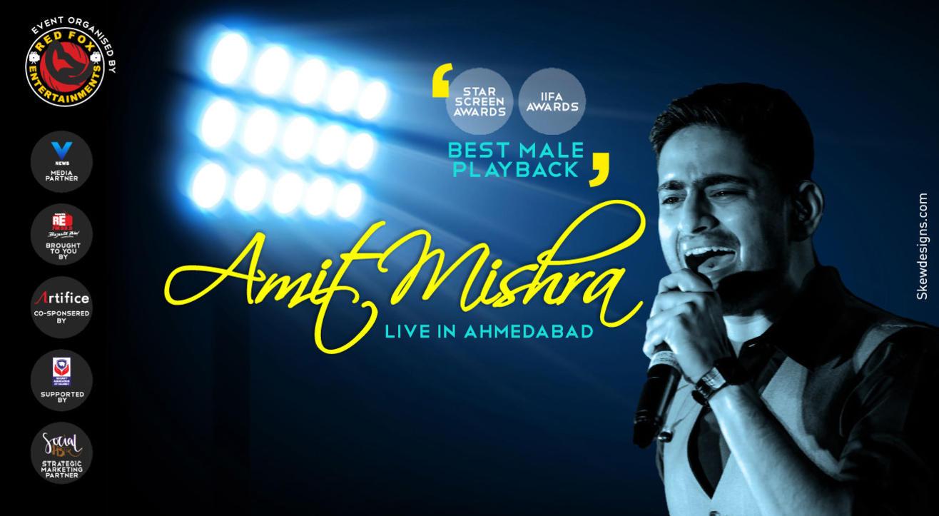 Amit Mishra LIVE