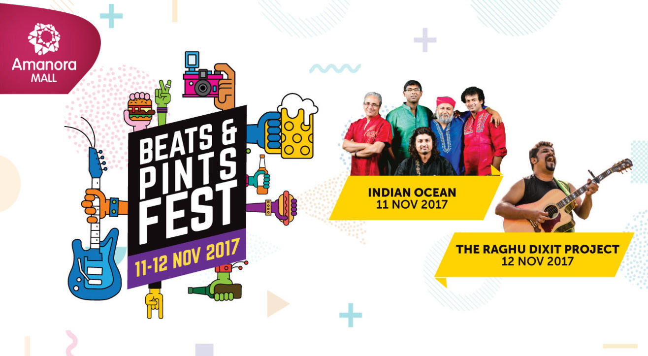 Beats & Pints Fest ft. Indian Ocean + Raghu Dixit
