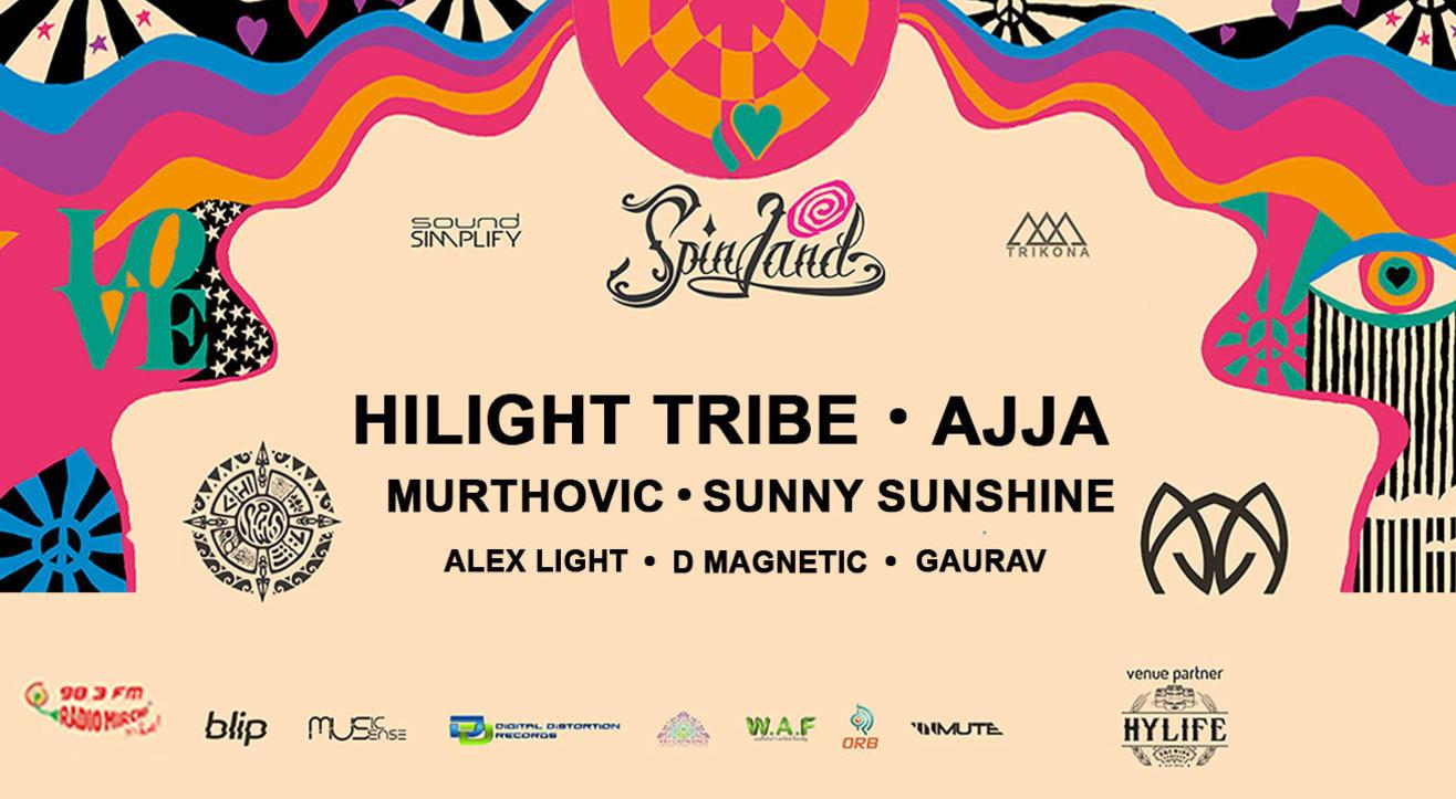 Hilight Tribe X AJJA & More
