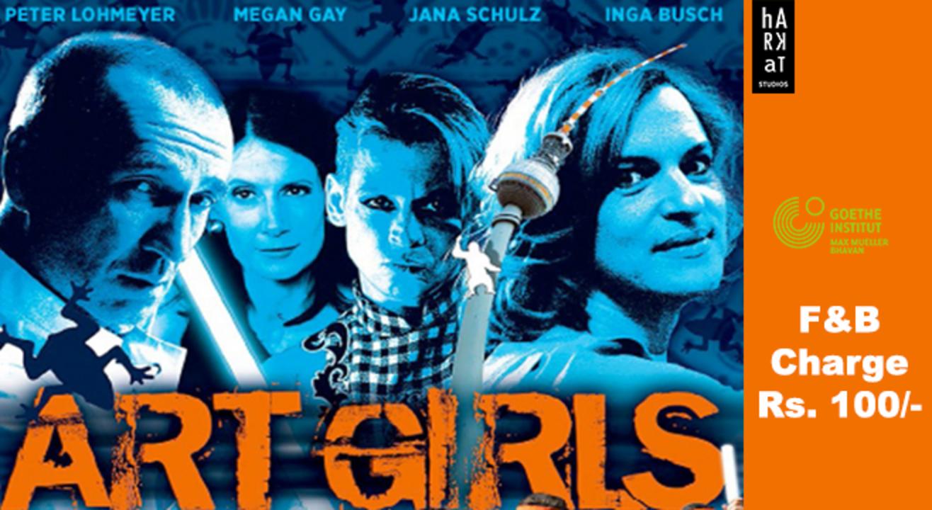 Screening: Art Girls at Harkat Studios