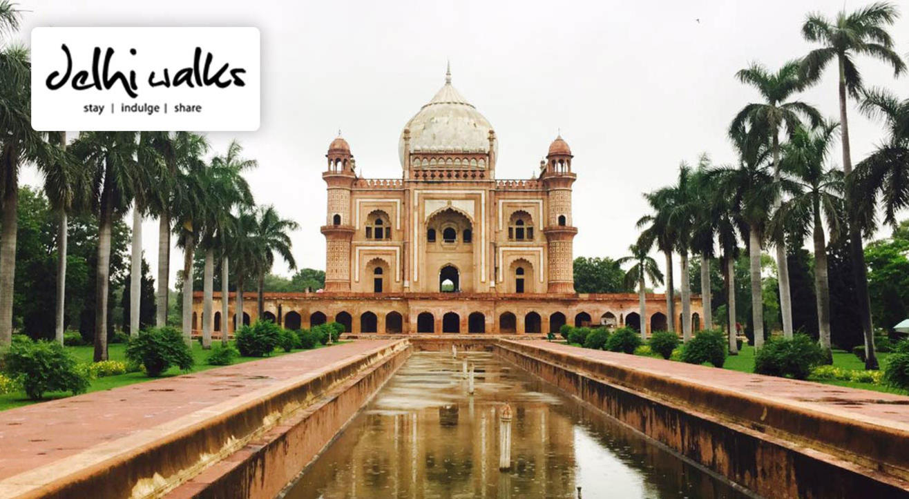 Safdarjung Tomb – A Walk Back in Time