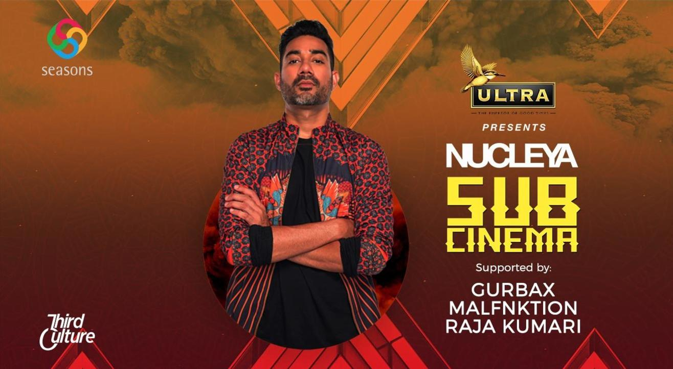 Kingfisher Ultra presents Nucleya Sub Cinema LIVE