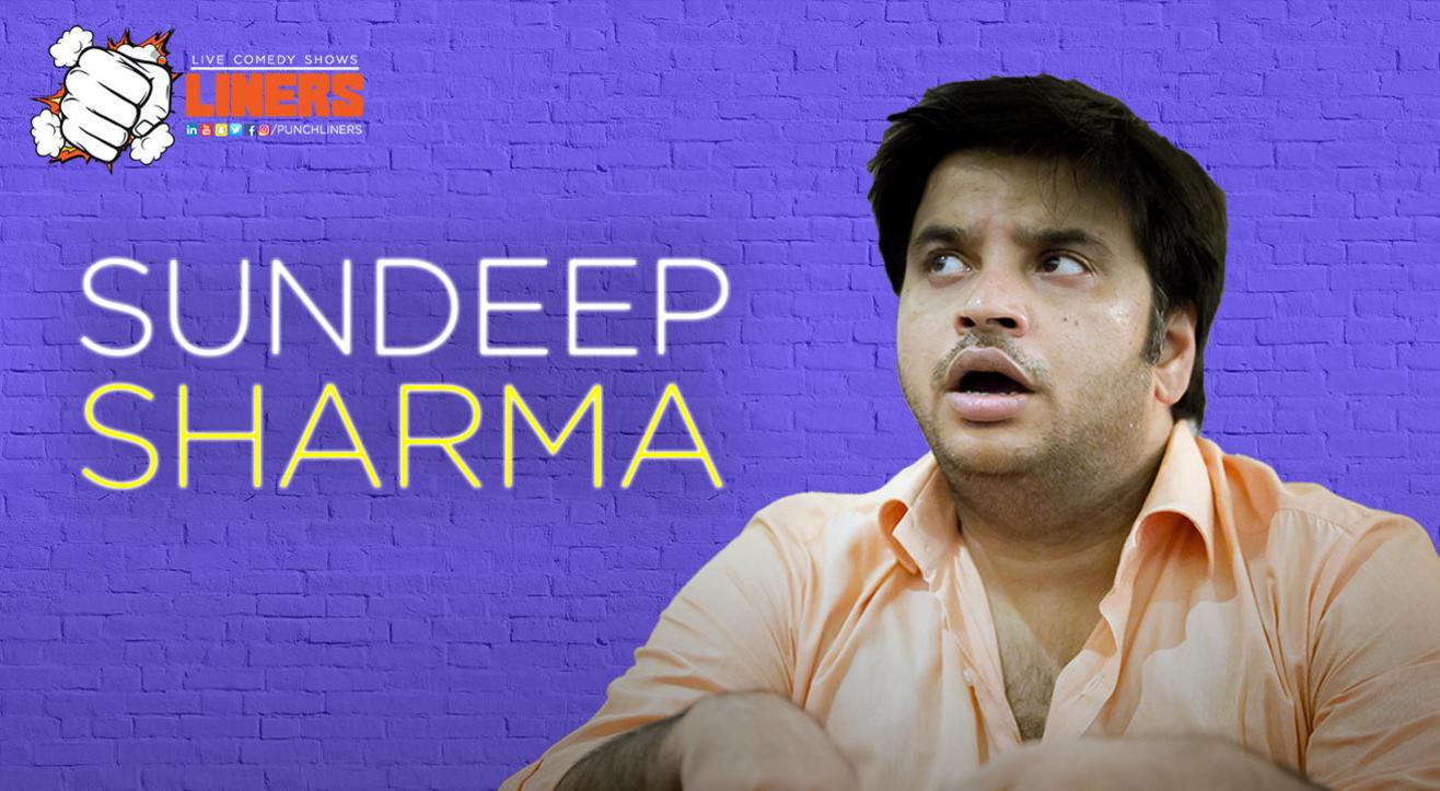 Punchliners: Standup Comedy Show ft. Sundeep Sharma