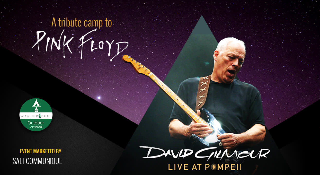 A Tribute Camp to Pink Floyd