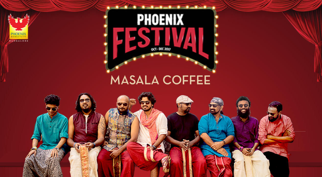 Masala Coffee Live at the Phoenix Festival