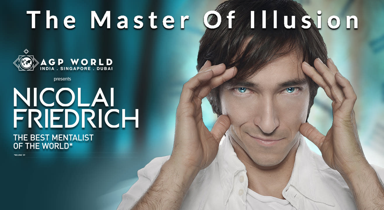 Nicolai Friedrich – The Best Mentalist Of The World