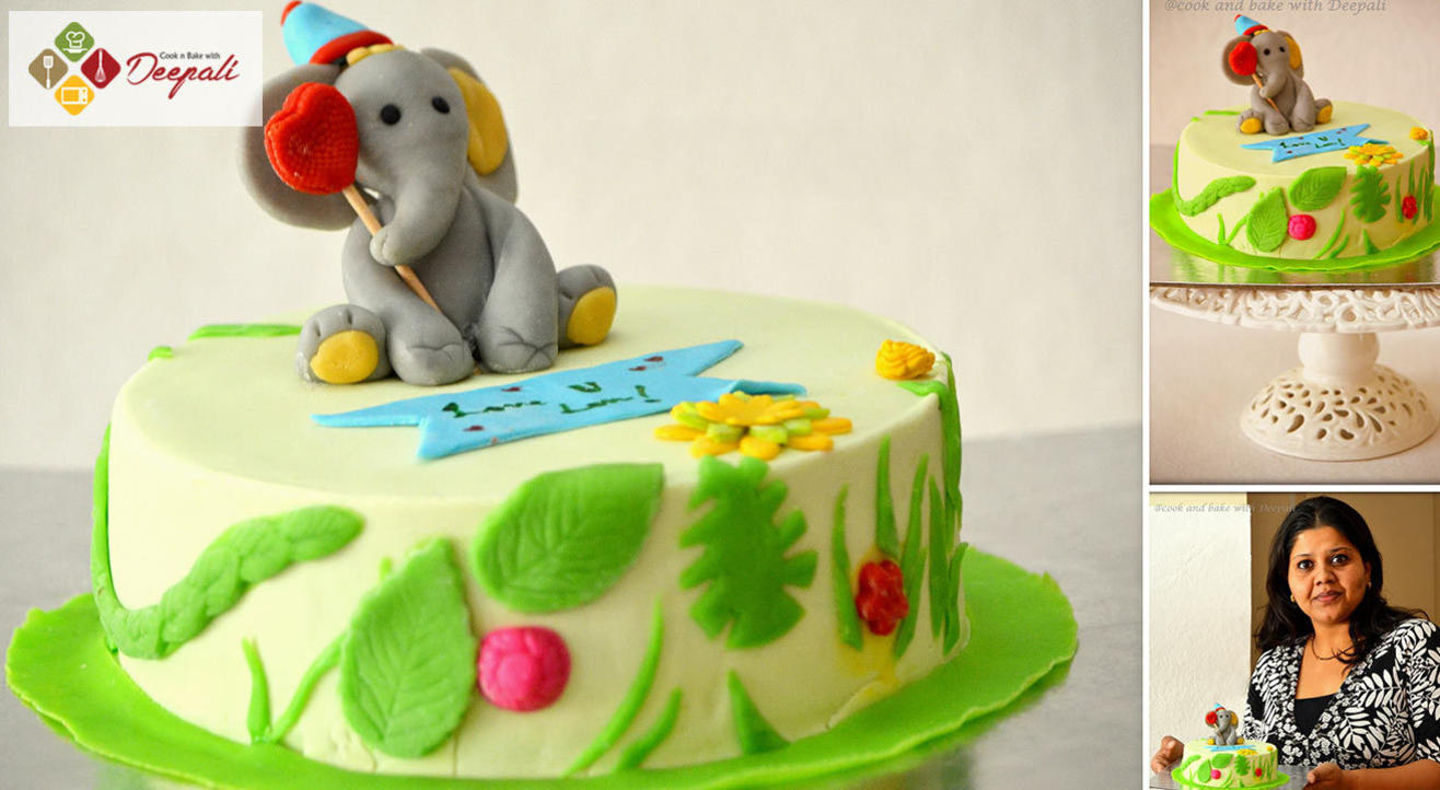 Fondant Decoration
