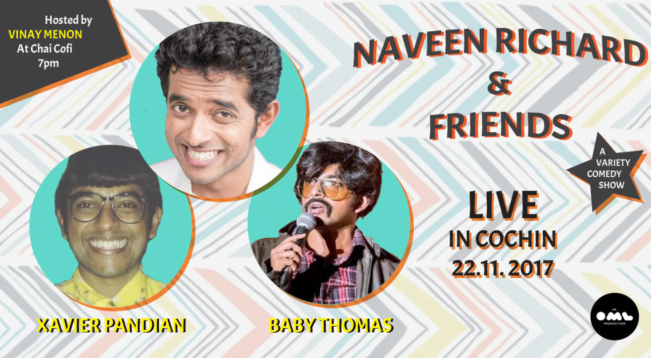 Naveen & Friends LIVE