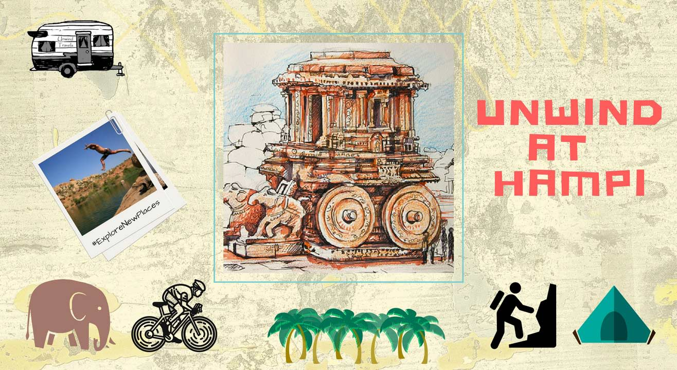 Unwind At Hampi
