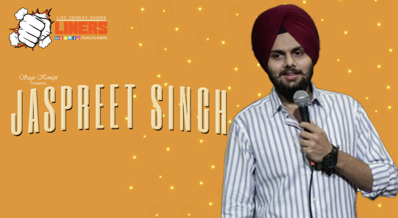 Standup Comedy Show ft. Jaspreet Singh in Amritsar