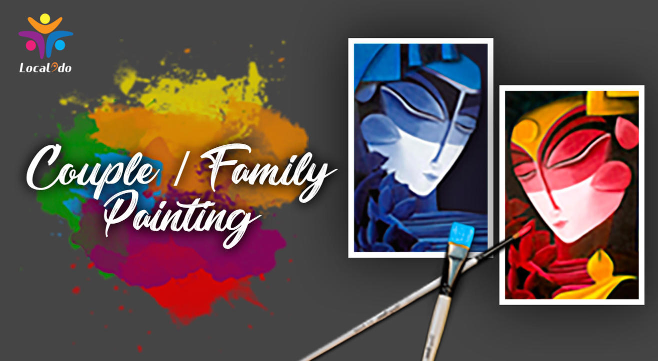 Couple / Family Painting