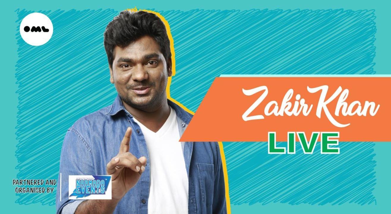 Zakir Khan Live, Jabalpur