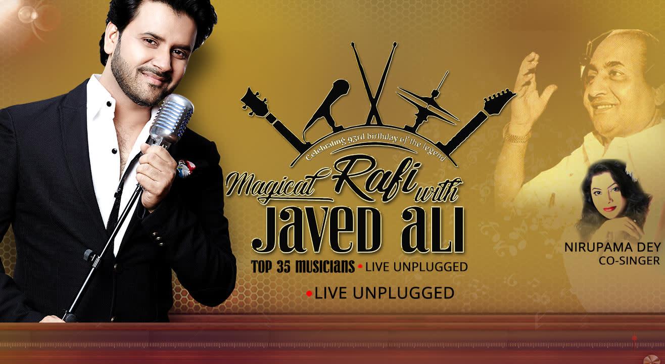 Magical Rafi With Javed Ali