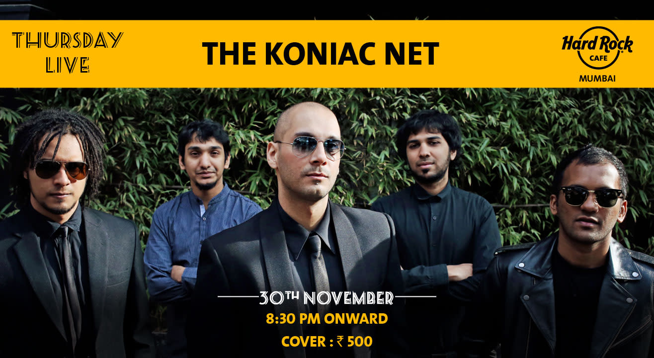 The Koniac Net - Thursday Live!