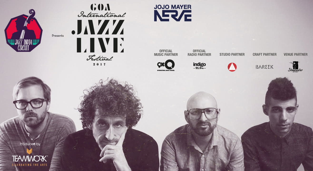 Goa International Jazz Live Festival feat. Jojo Mayer