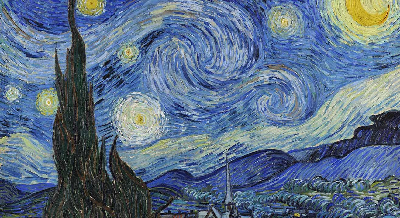 Post Impressionism Workshop: The colours of Van Gogh by Jai Ranjit