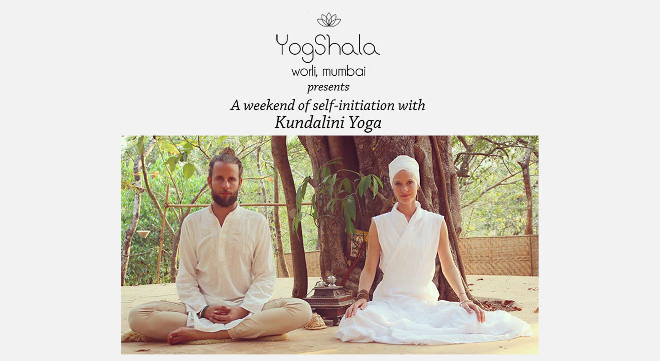 A weekend of self-initiation with Kundalini Yoga