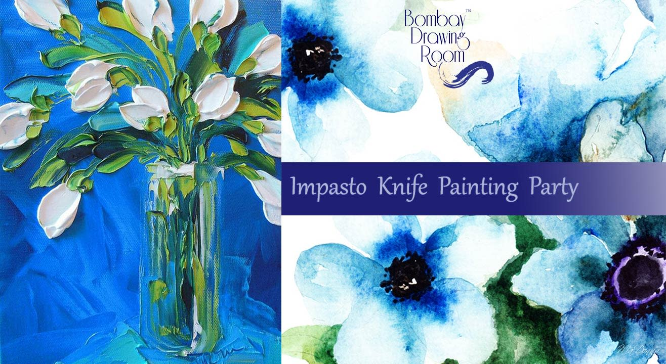 Knife Painting Workshop