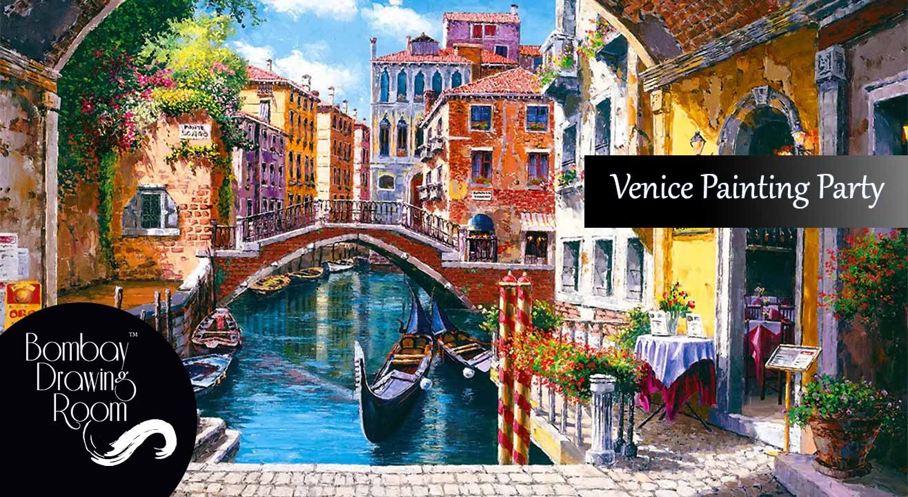 Venice Painting Party