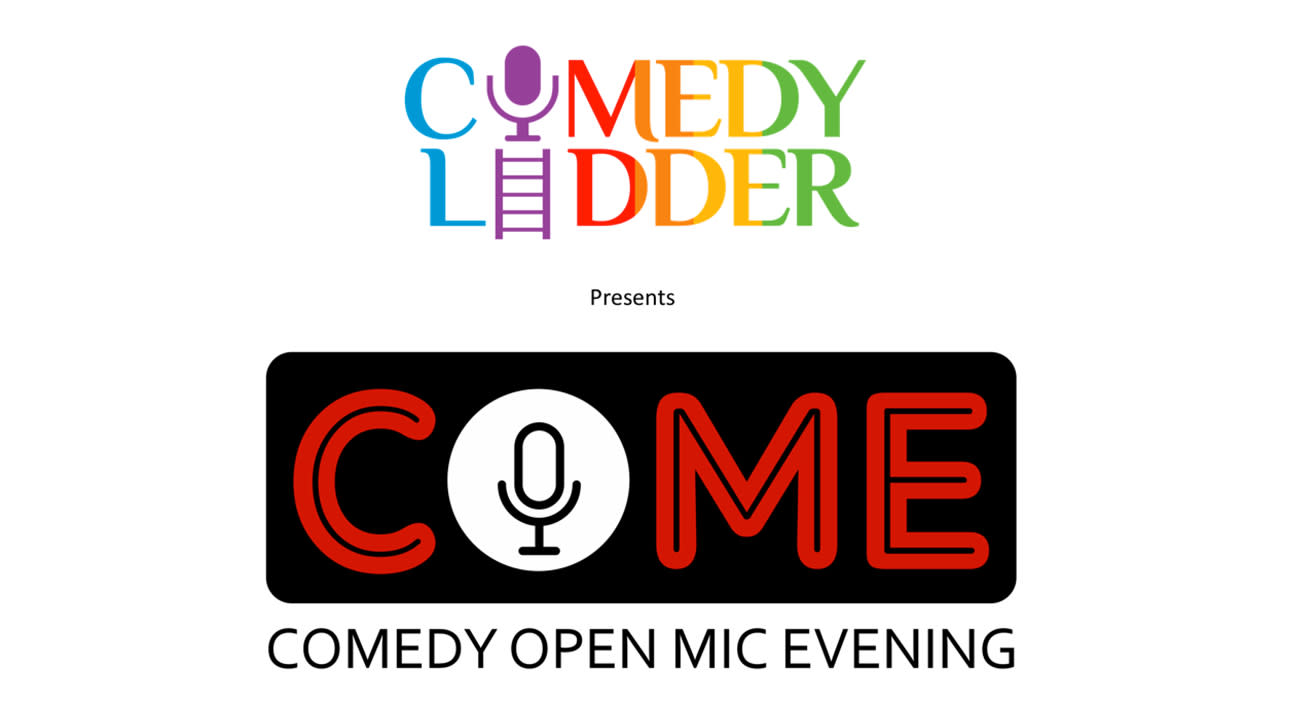104 COME - Registrations for Comedy Open Mic Evening