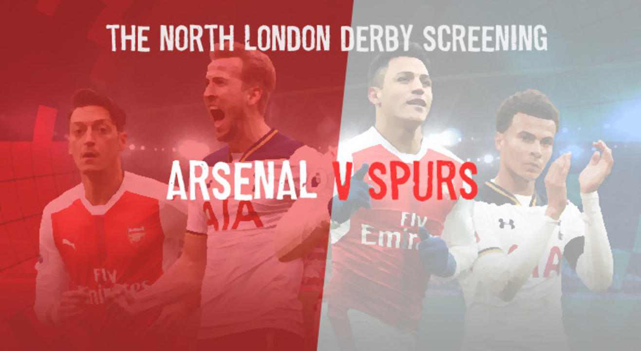 Arsenal v Tottenham Hotspur - NLD Screening Bangalore
