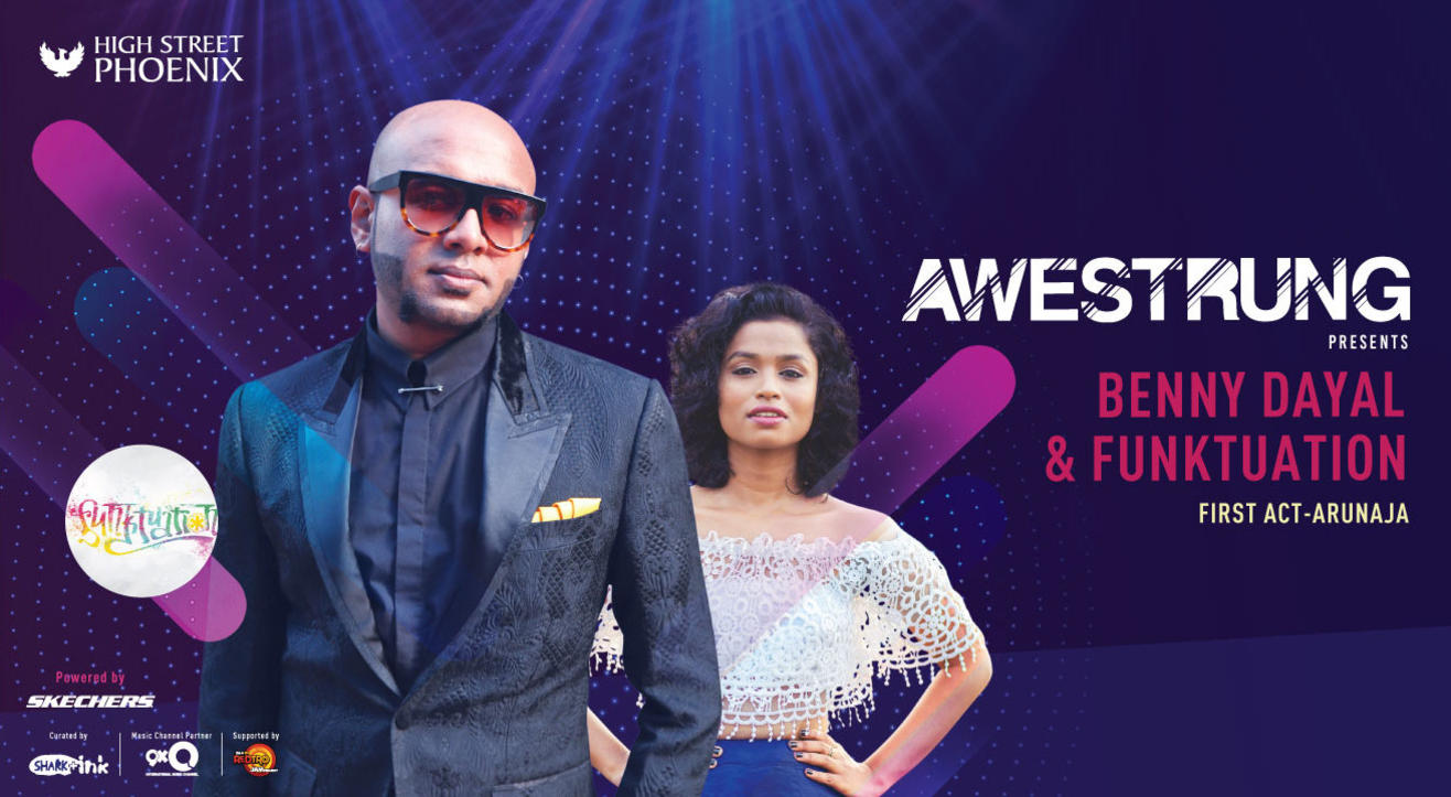 Awestrung with Benny Dayal & Arunaja