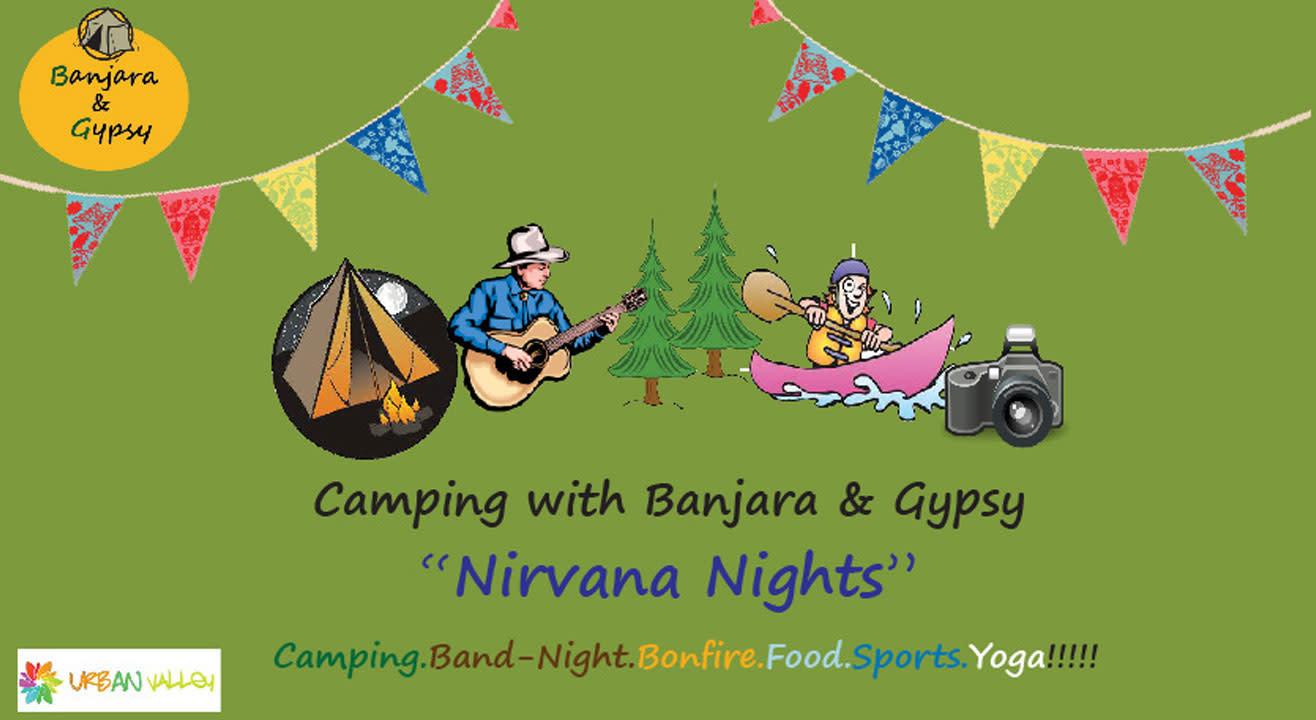Nirvana Nights with Banjara & Gypsy