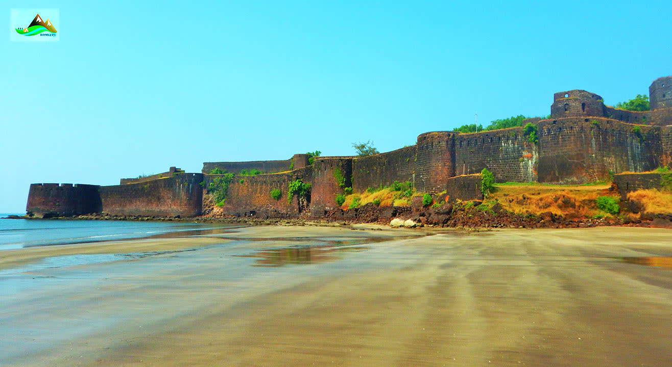 Scuba Diving with Konkan's Famous Sea Fort