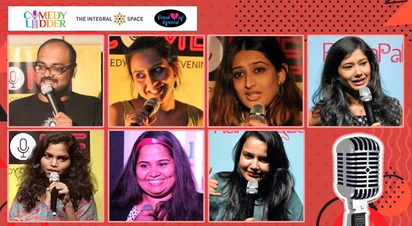 Break - Up Special with Host: Jeeya Sethi