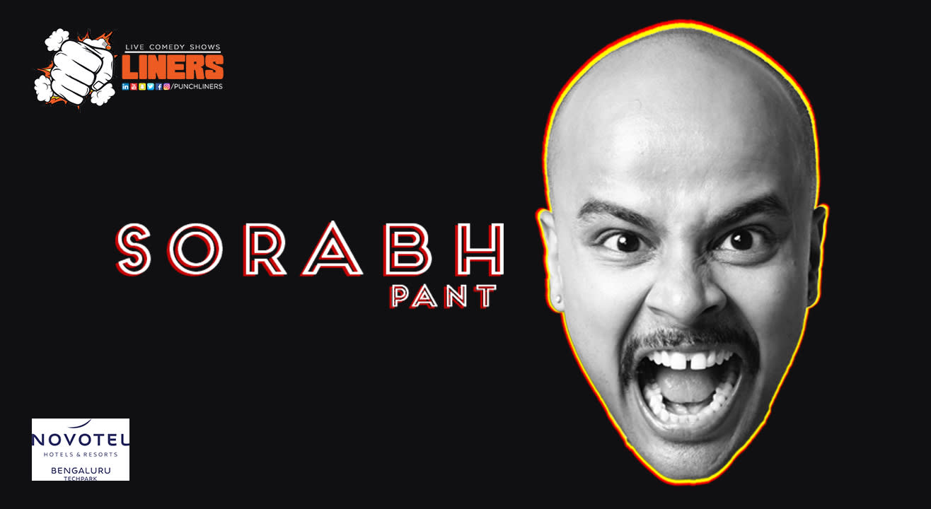 Punchliners: Standup Comedy Show ft. Sorabh Pant in Bangalore