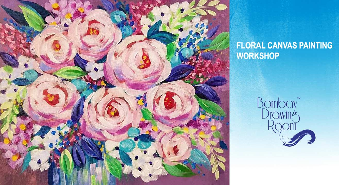 Floral Bloom - Painting Party