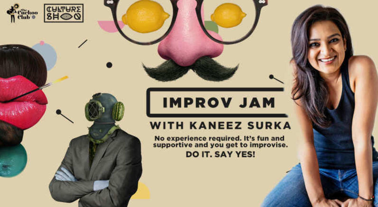 Improv Jam hosted by Kaneez