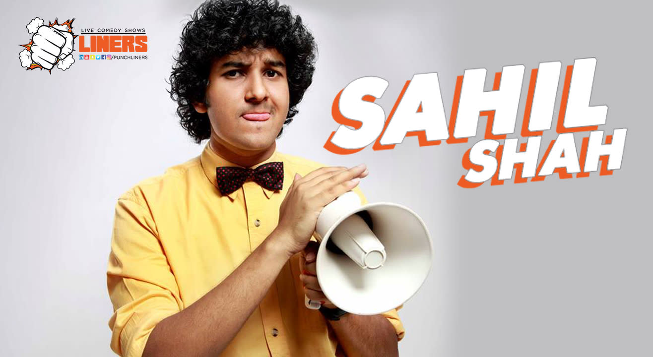 PunchLiners: Standup Comedy Show ft. Sahil Shah in Indore