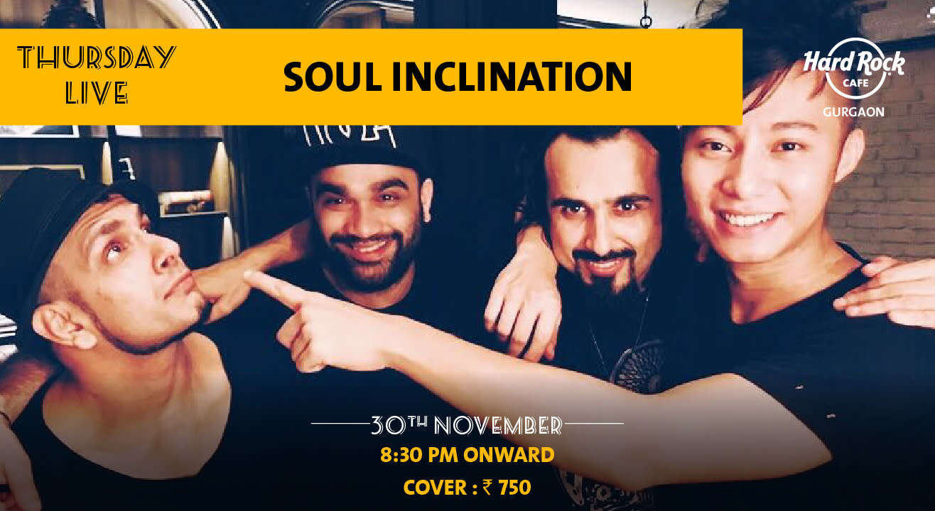 Soul Inclination - Thursday Live!
