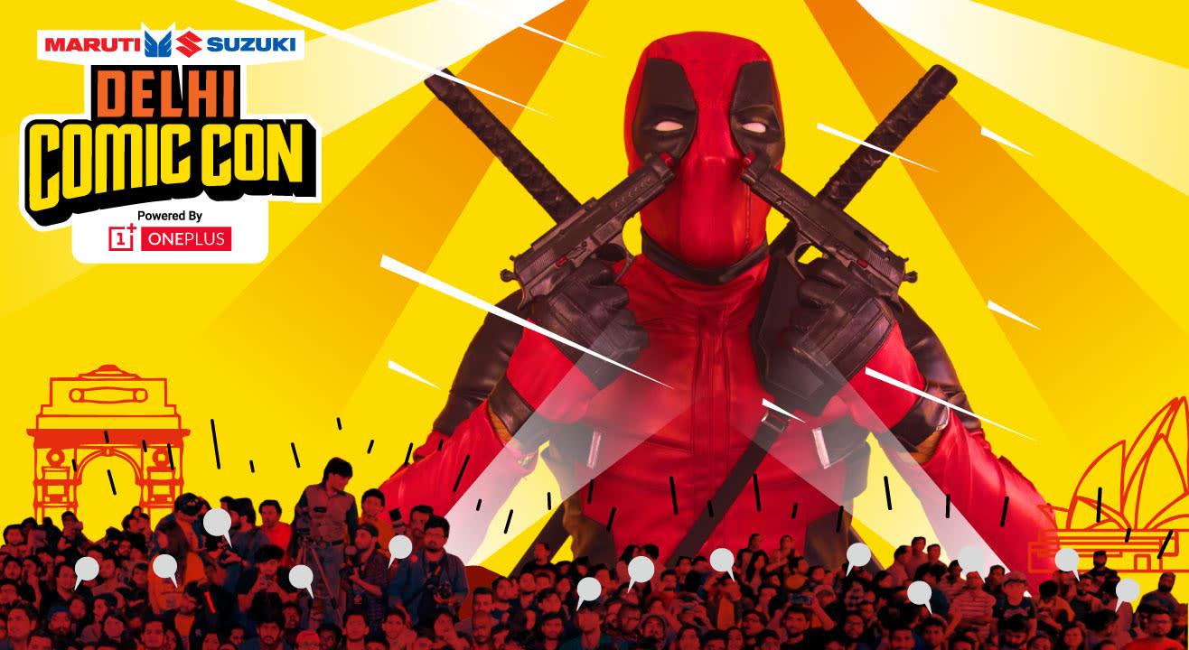 Delhi Comic Con