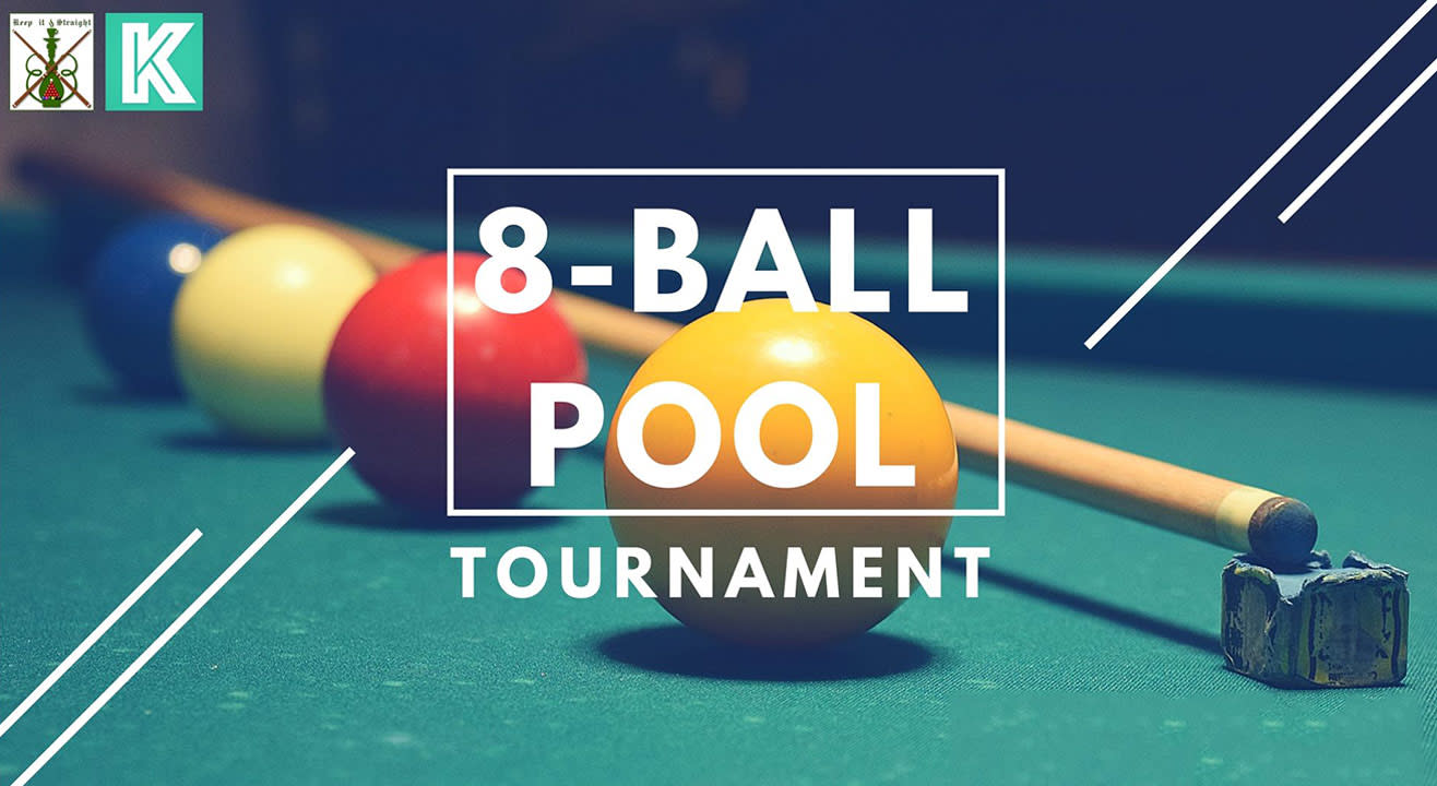 8-Ball Pool Tournament