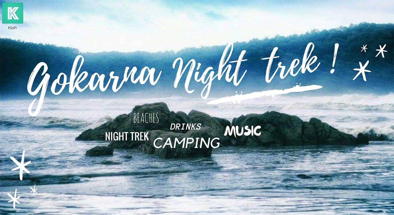 Gokarna Night Trek