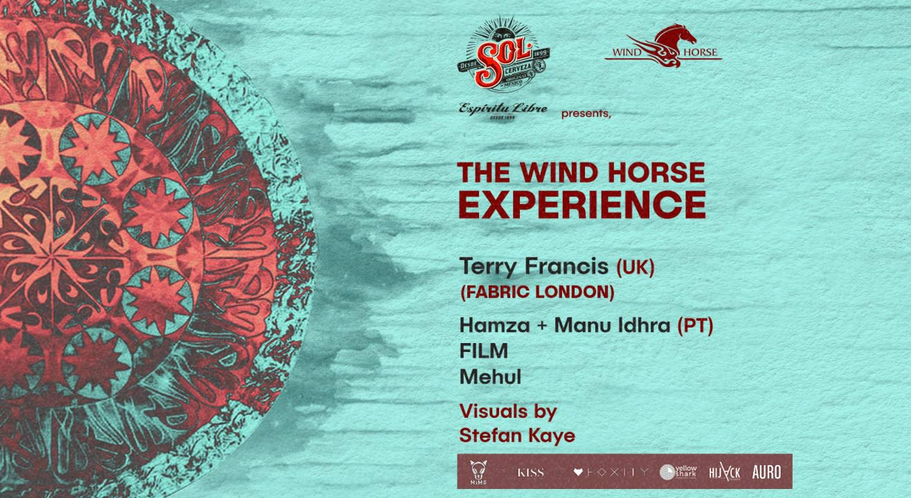 The Wind Horse Experience with Terry Francis