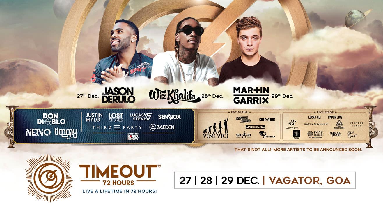 TIMEOUT 72 ft. Wiz Khalifa, Martin Garrix & Jason Derulo