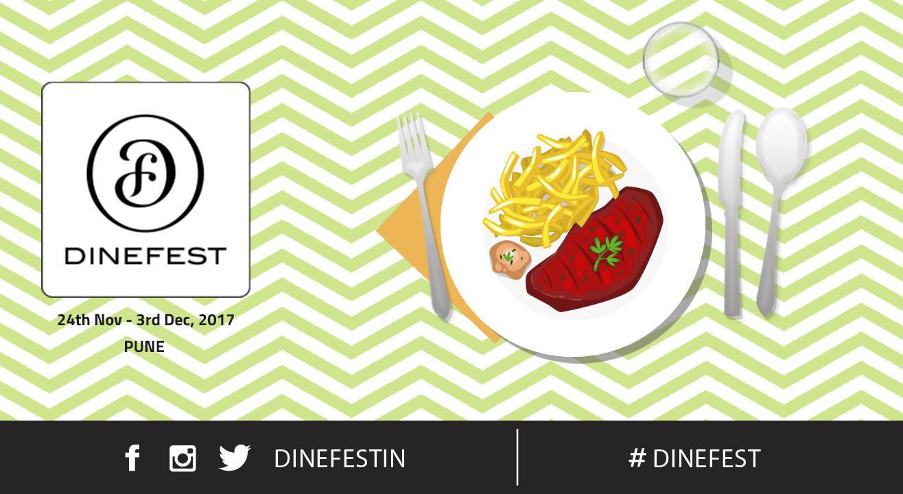DineFest Pune: 24th November – 3rd December, 2017