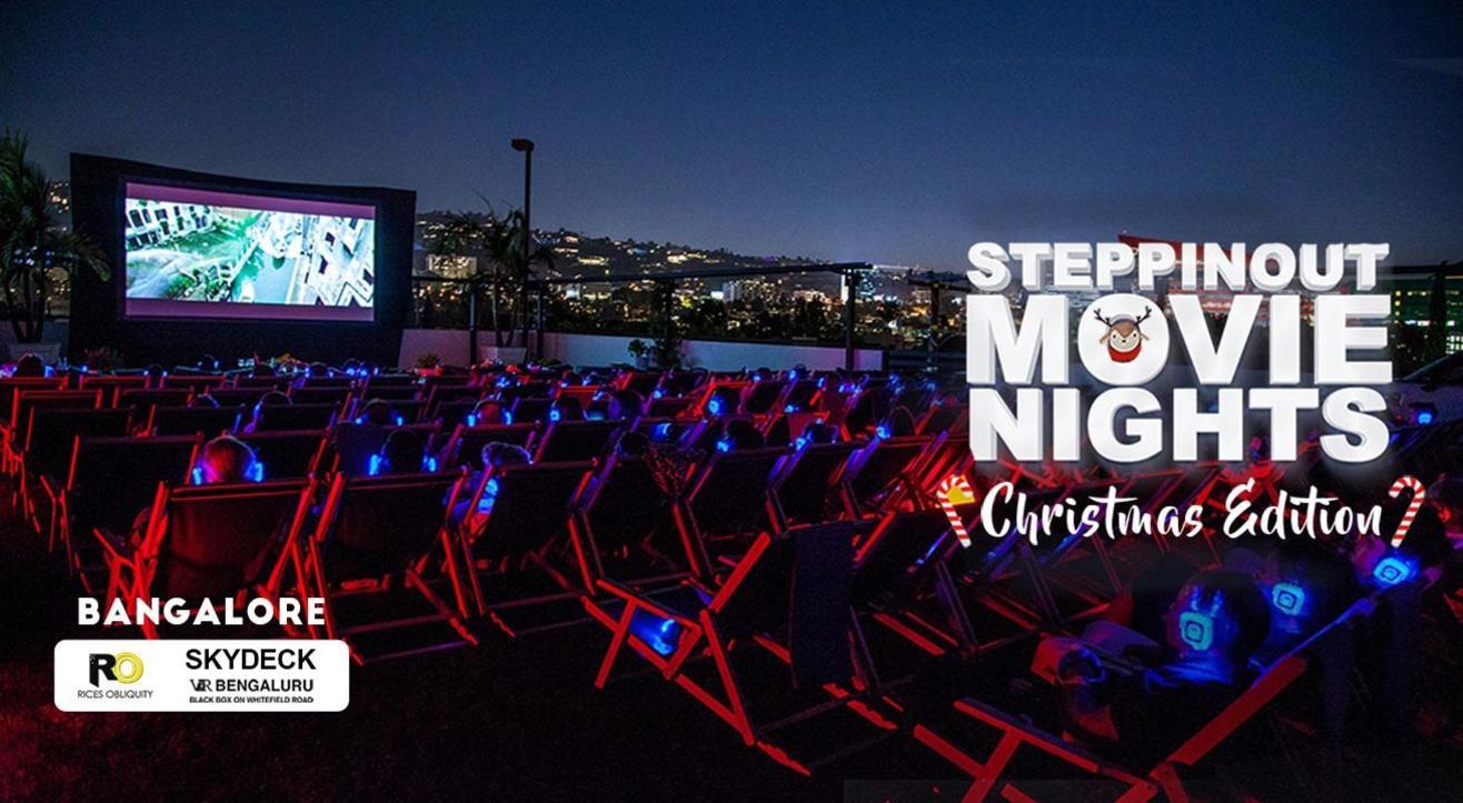 SteppinOut Movie Nights - Christmas Edition, Bangalore