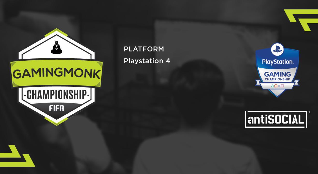 GamingMonk Championship Series - FIFA, Mumbai