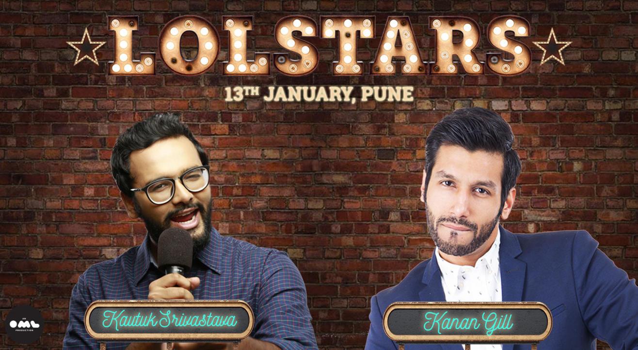 LOLstars ft. Kanan Gill & Kautuk Srivastava